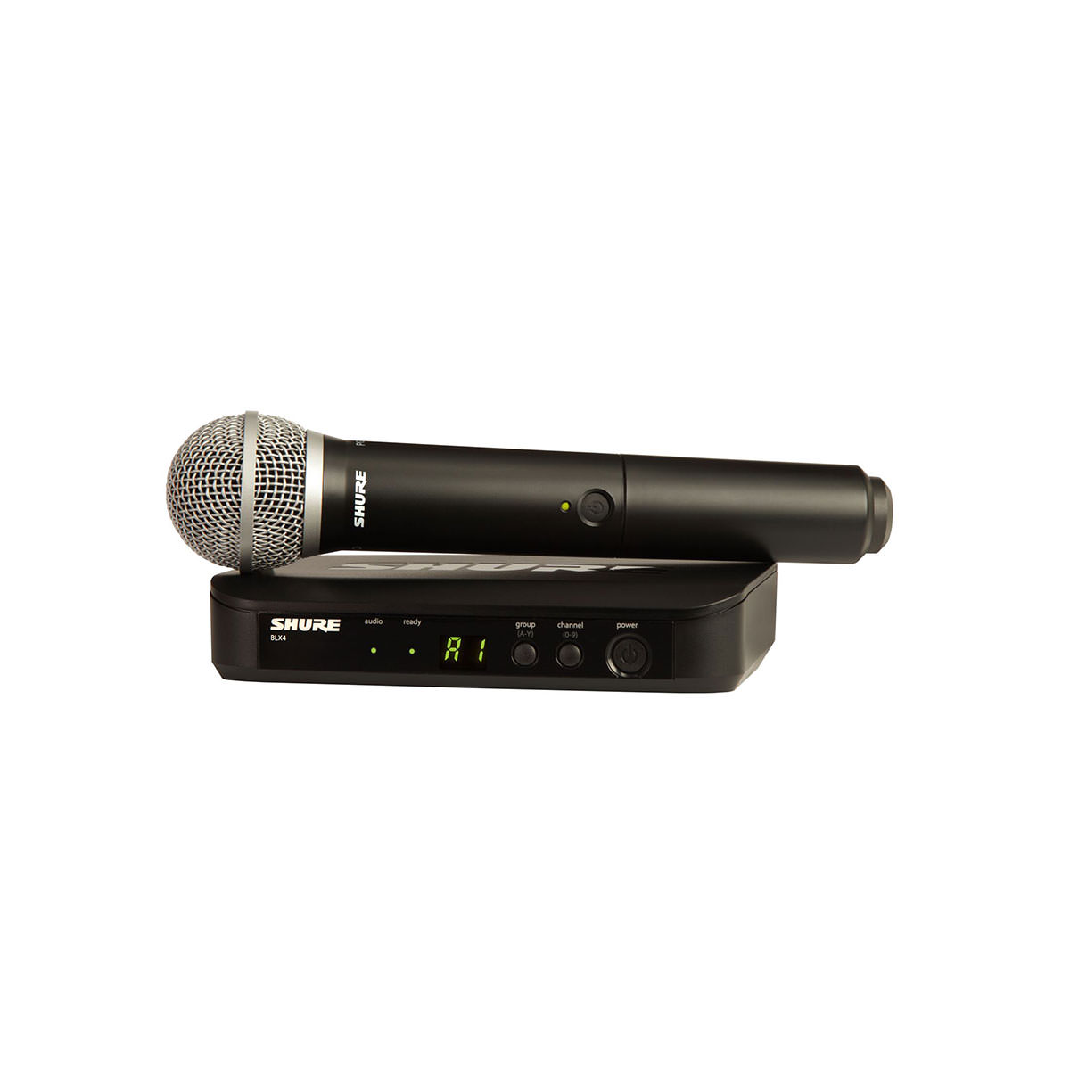 Shure BLX24/ PG58 Wireless Microphone System