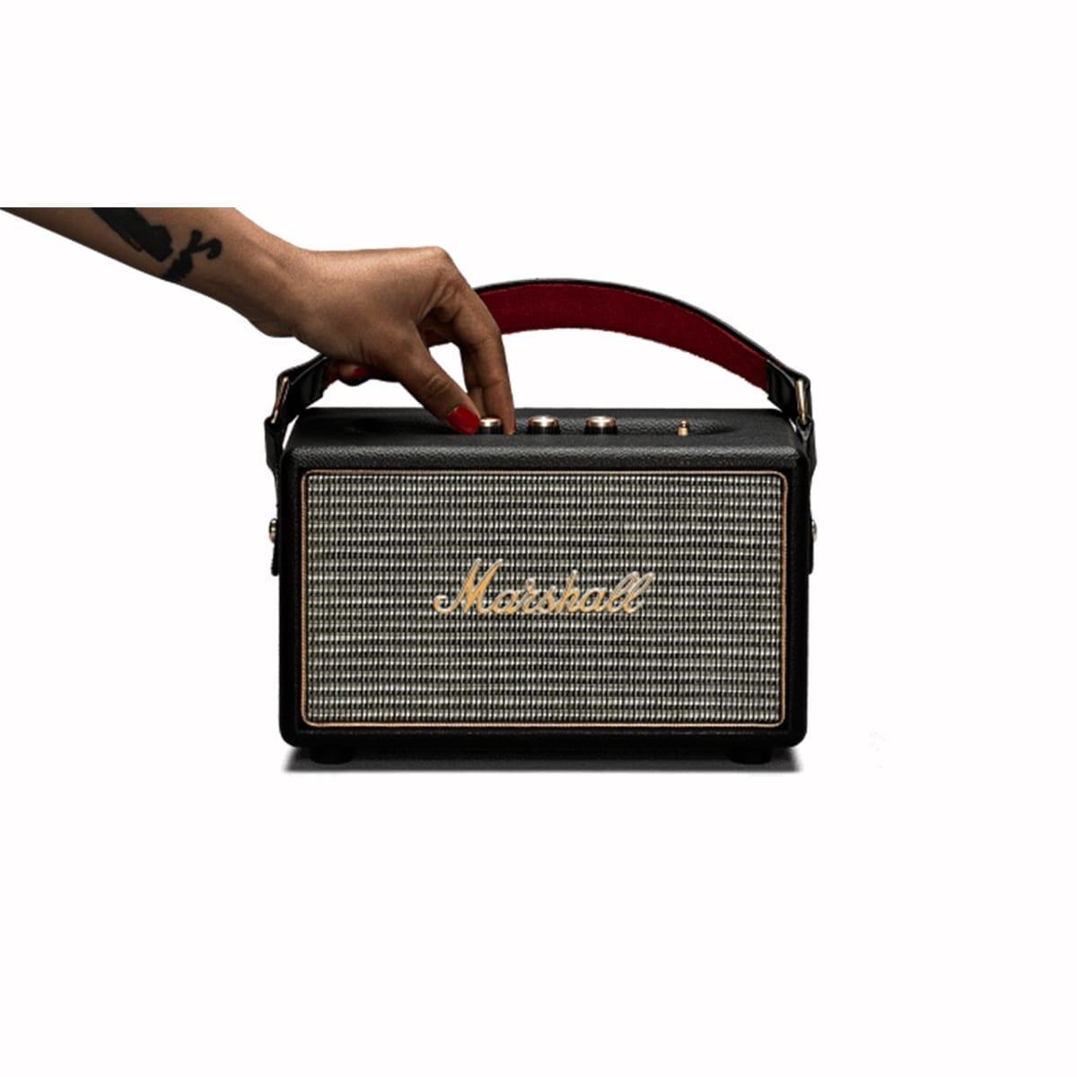 JBL CLIP 2 Black Compact Waterproof Portable Bluetooth Speaker. Marshall Killburn Bluetooth Speaker
