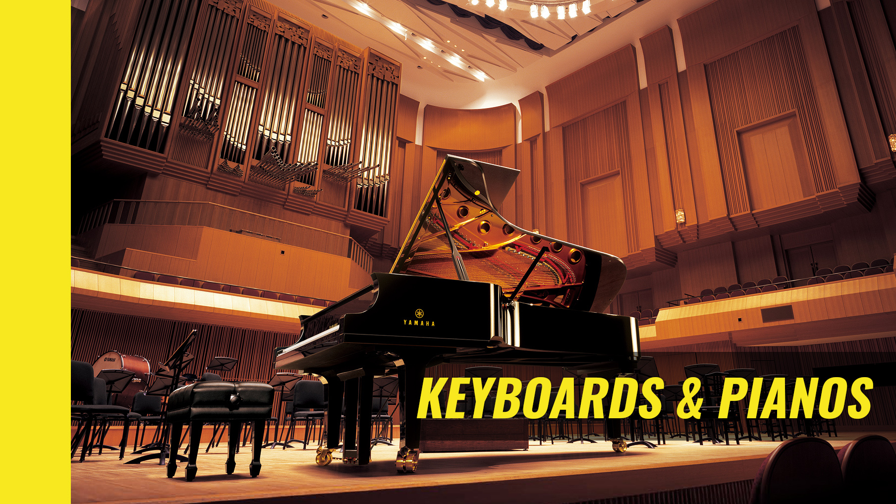 Pianos & Keyboards