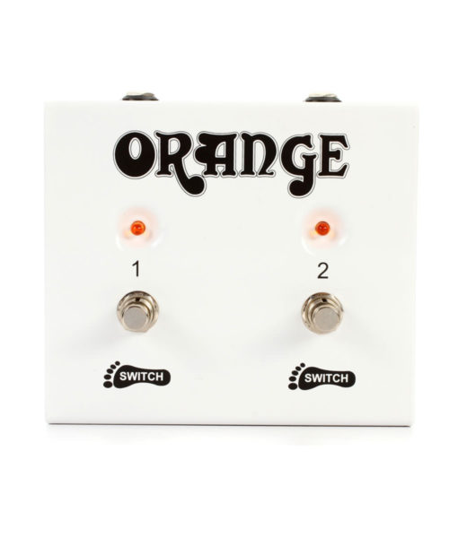Orange Amplifiers Two Way Footswitch Marshall Music - Two way footswitch
