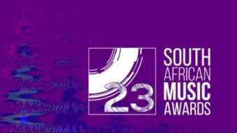 A logo of the 23rd South African Music Awards
